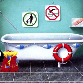 Tub safety
